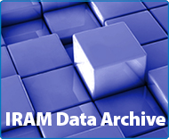 IRAM data archive