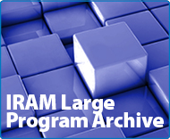 IRAM Large Program Archive
